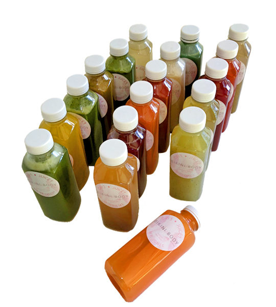 Bikinibody detox juice-cleanse