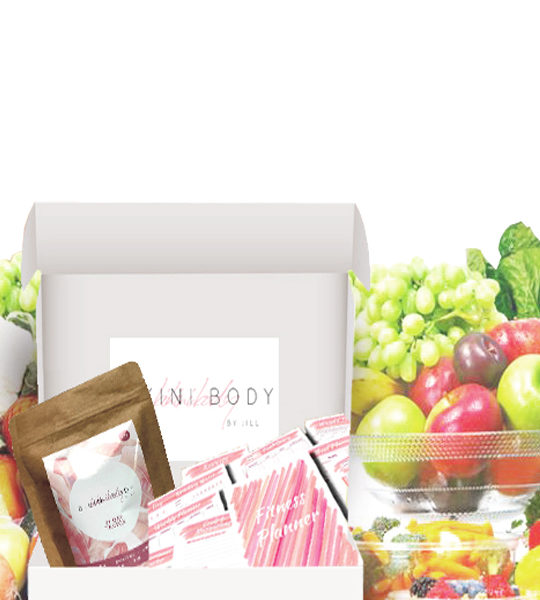 Bikinibody New Me package: nutrition plan, Teatox and drinking bottle