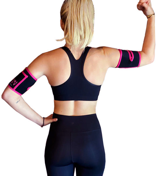 Bikinibody arm-trainers - sweatband - weightloss
