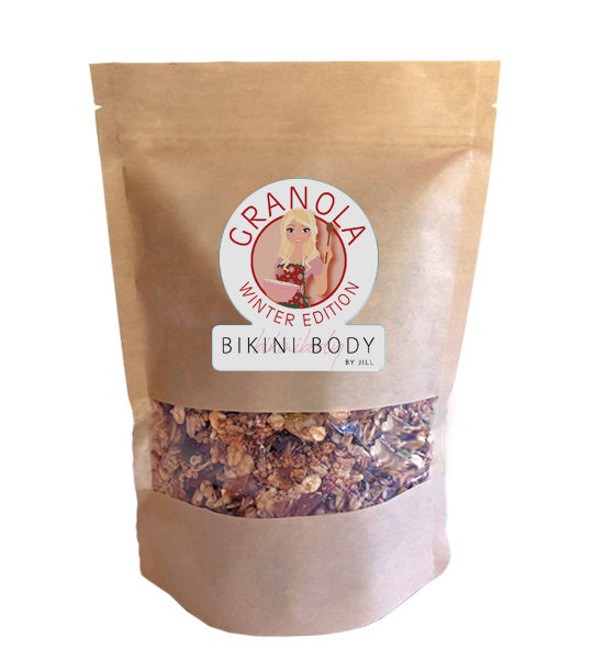 Bikinibody granola Winteredition